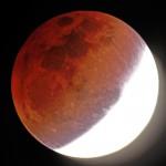 Lunar eclipse on Dec 10 2011