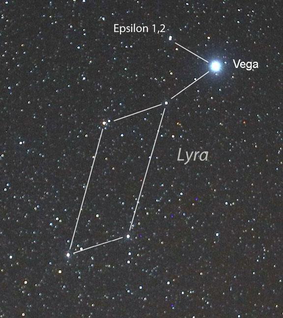 Epsilon in Lyra