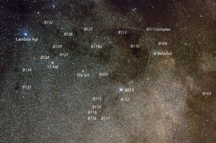 Barnard's footsteps