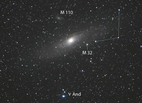 Andromeda family portrait