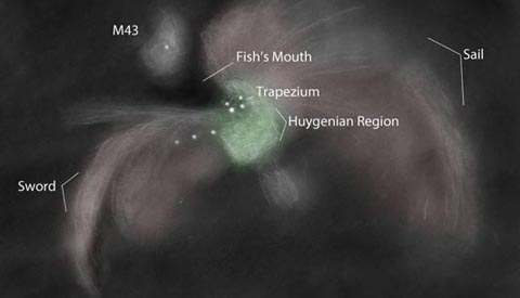 How to See the Orion Nebula in 3D