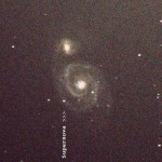 M51 120sec 25C nodarks Cr First Light - Supernova