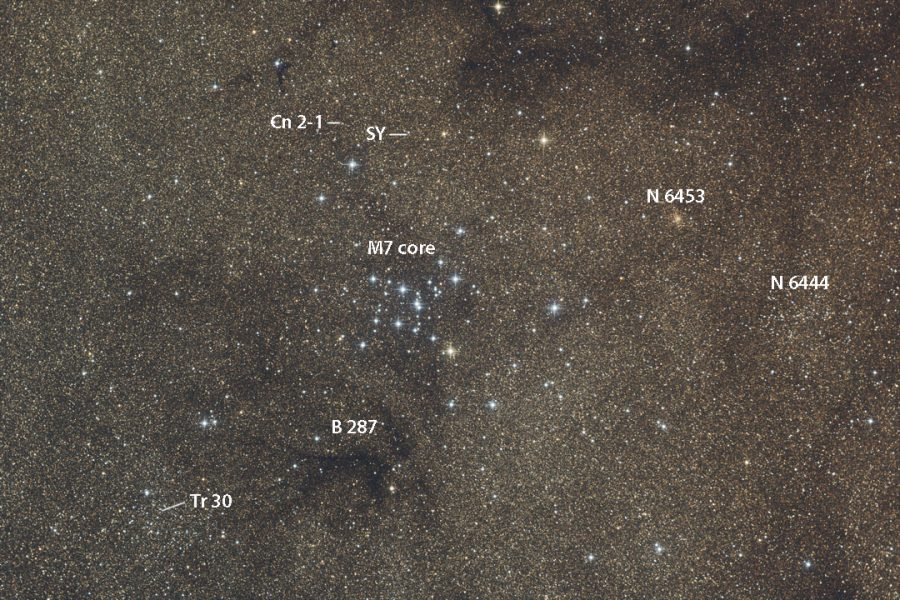 M7 deep image
