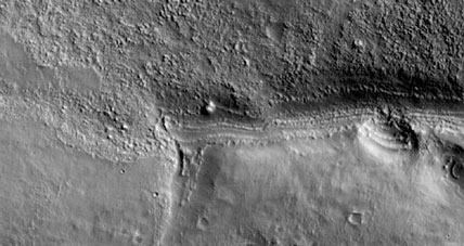Closeup view, 4.5 km wide