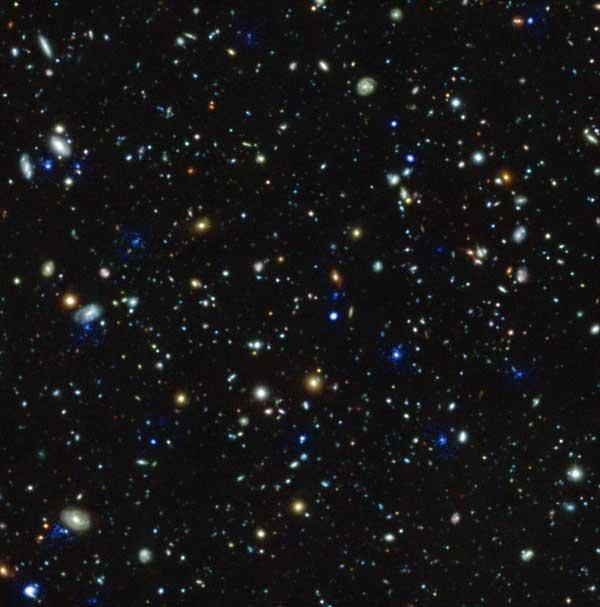 Hydrogen halos around galaxies