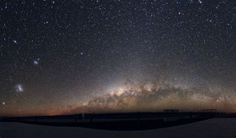 Small and Large Magellanic Clouds