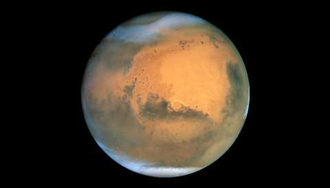 Explore Mars in Fiction and Reality