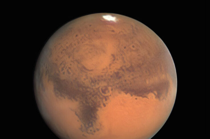 Mars the magnificent