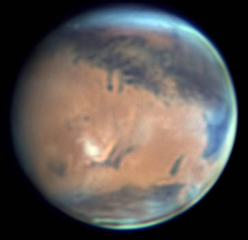 Big, Bold Mars This Week