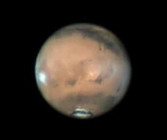 Mars on April 24, 2014