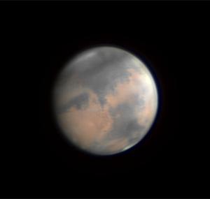 Mars on April 19, 2016