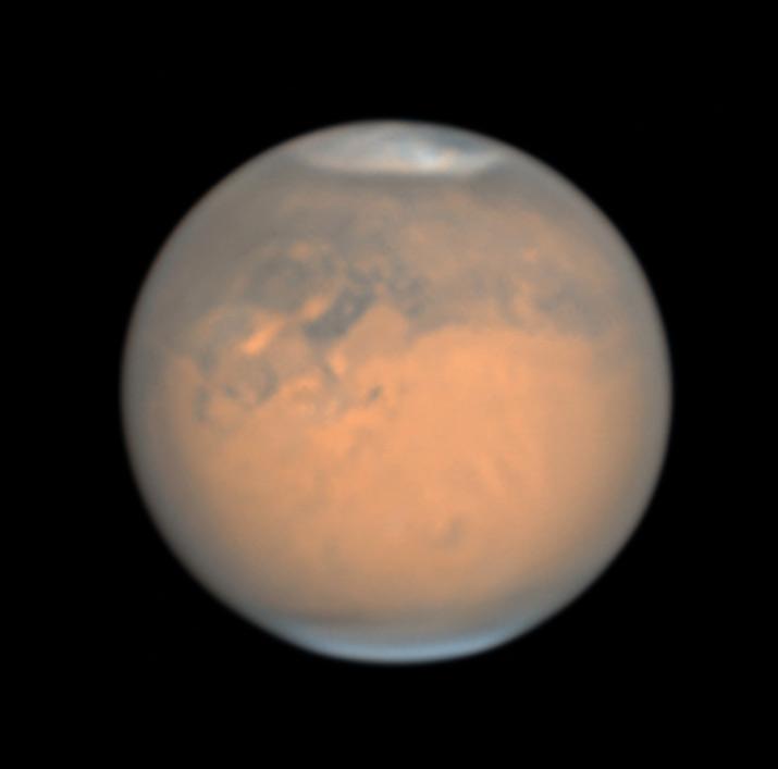 Dusty Mars on July 26, 2018