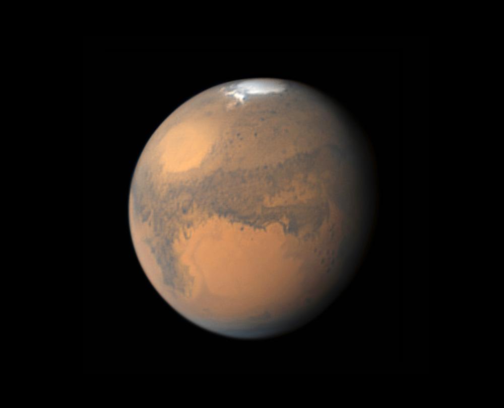 Mars by Peach, Sept. 17, 2018