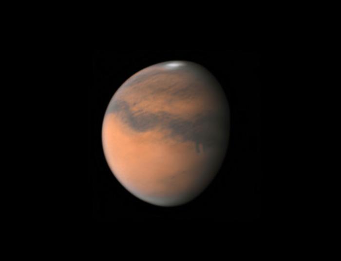 Mars on Nov 7, 2018