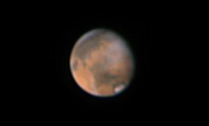 Mars on May 26, 2014