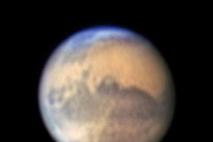 Mars Oct. 21-22