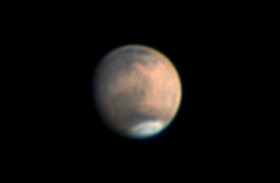 Mars on Dec. 12, 2011, at 9:05 UT