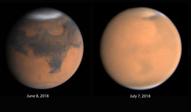 Martian makeover!