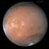 Mars with strange weather
