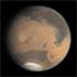 Mars in Feburary 2012