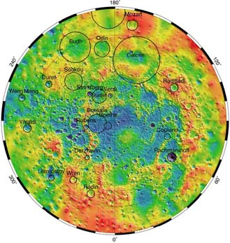 Topography of Mercury's northern half
