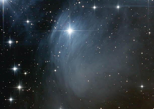 Merope Nebula - The Easy Part