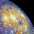 Messenger's Mercury