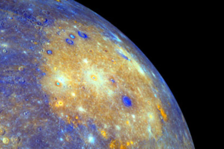 Messenger's Mercury