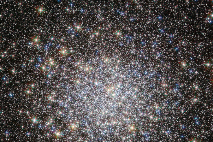 An image of the globular cluster Messier 5
