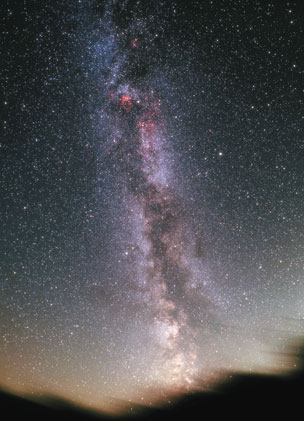 The power of piggybacking while shooting the night sky results in some magnificent The Milky Way