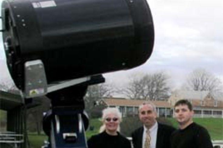 Montauk telescope