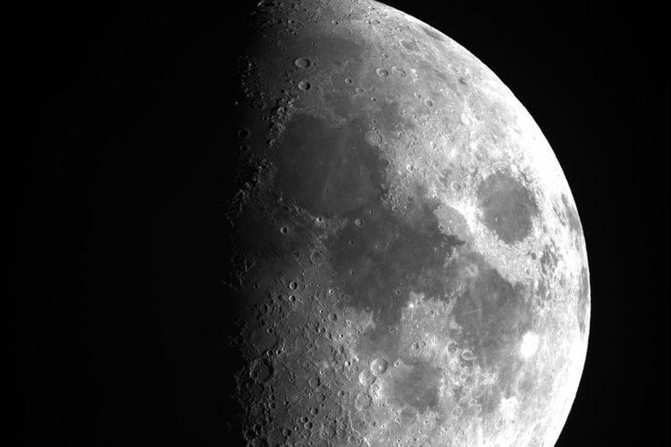 First-Quarter Moon