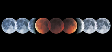 Lunar-Eclipse Sequence