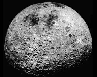 Moon's far side