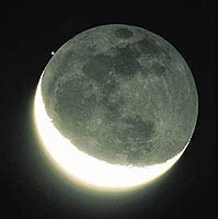 Moon occults Spica