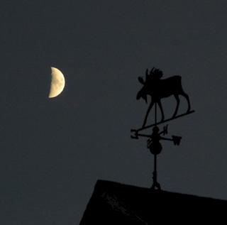 Dark skies await you at the Medomak Astronomy and Retreat Symposia.