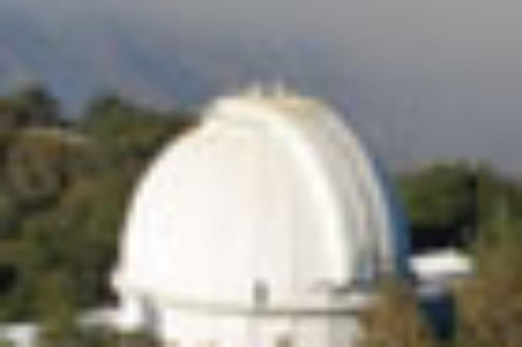 Mount Wilson's 100-inch telescope