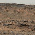 "Approaching ""Mount Sharp"""