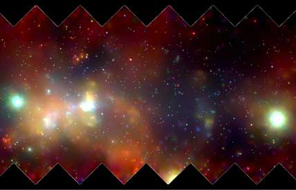 Milky Way X-Ray