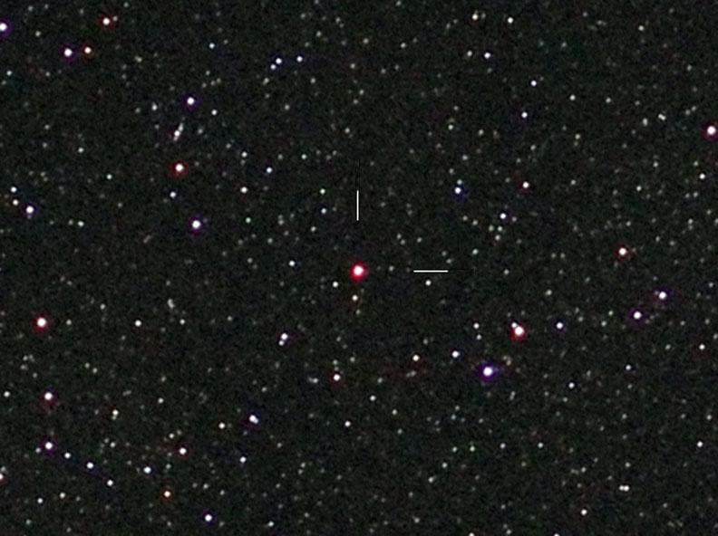 New bright nova