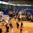 Panorama of NEAF attendees