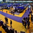 Panoramic image of NEAF 2017 show floor