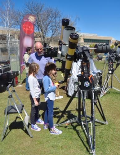 NEAF Solar Observing Field