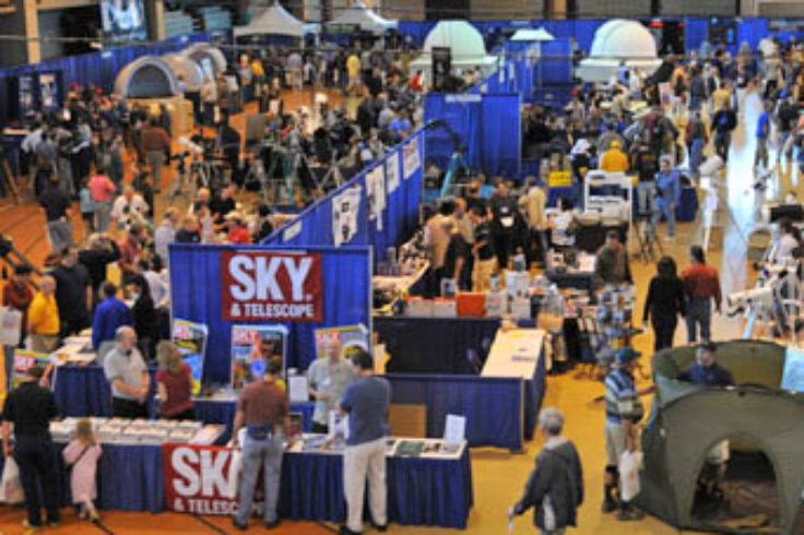 NorthEast Astronomy Forum in 2008