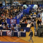 The isles at NEAF were jam-packed with new and exiting toys for the astronomy enthusiast.