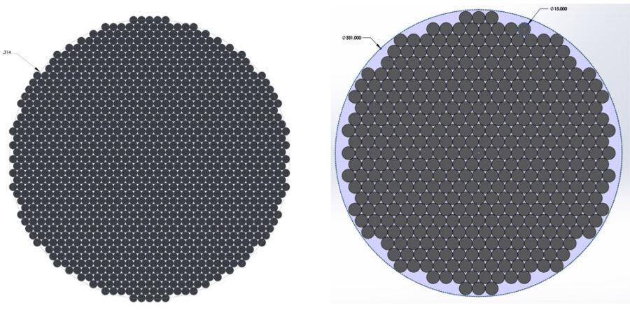 Next Generation Arecibo Telescope  possible designs