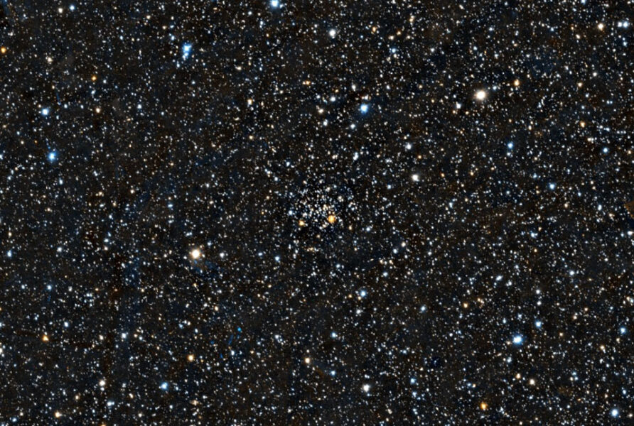 The open cluster NGC 1798