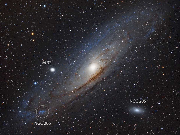 Andromeda, the Big Picture