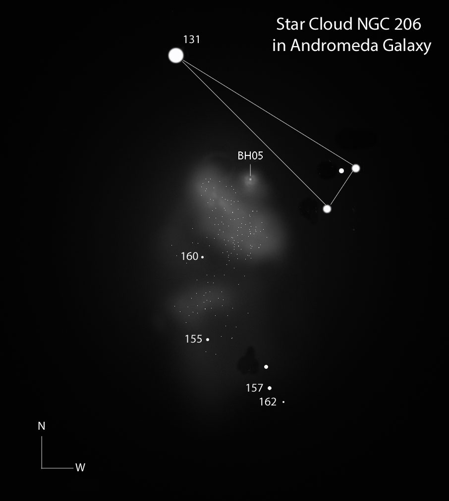 NGC 206 sketch updated