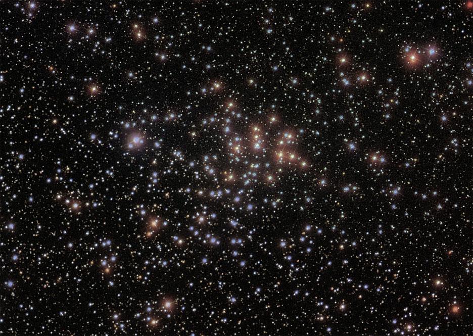 Caroline's Cluster